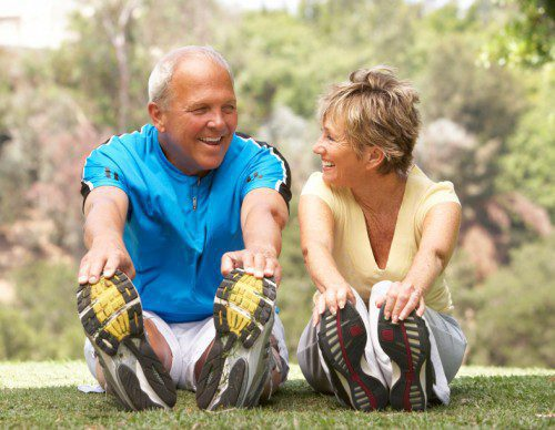 stay fit as you age