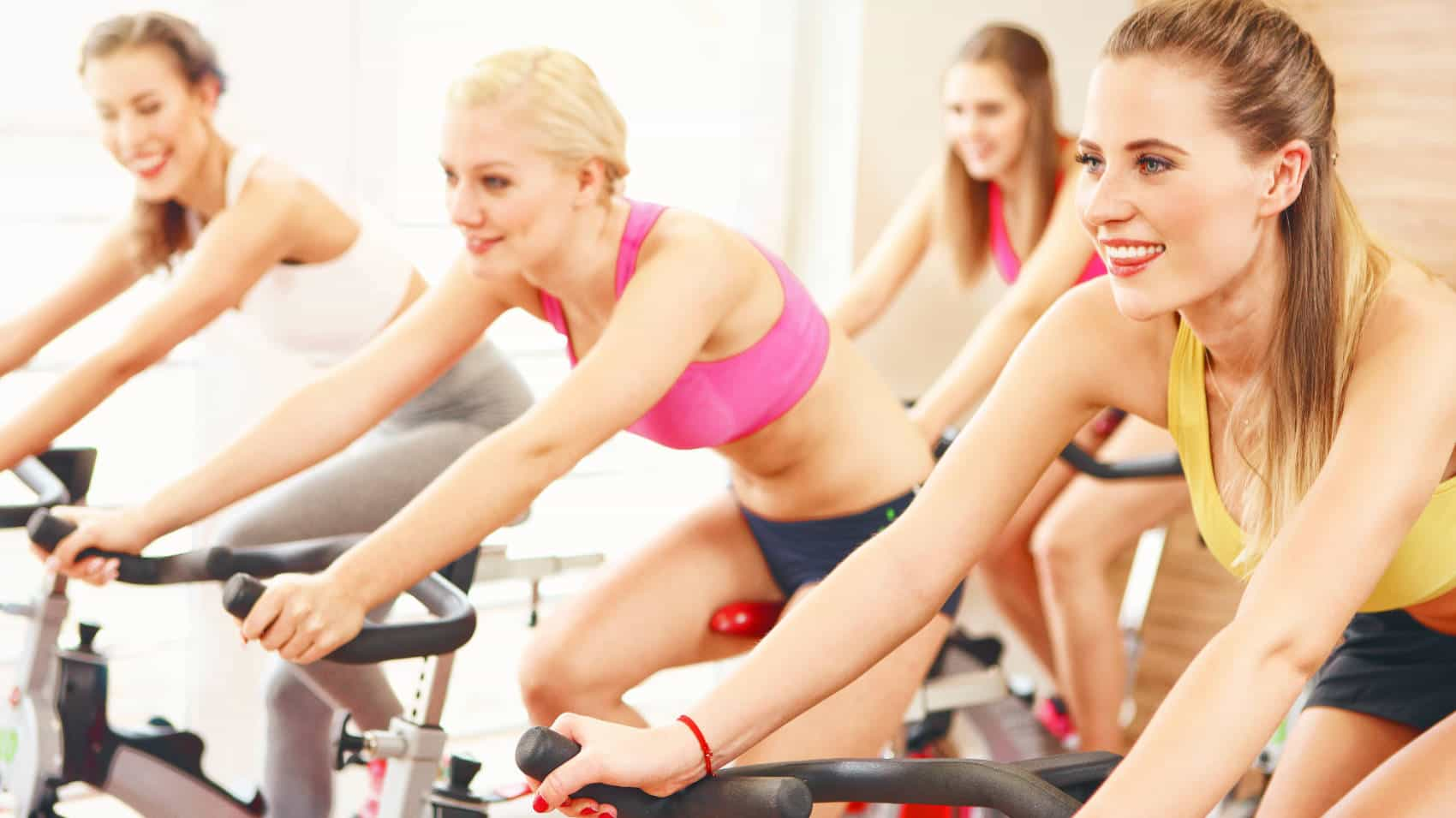 Switch Up Your Cardio With Spin Classes